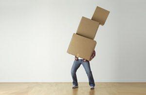 Avoir recours à une société de livraison d'objets lourds