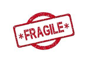 Comment déplacer le matériel fragile?