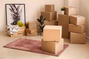 Les raisons d'un déménagement