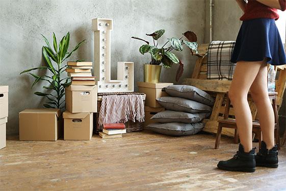 Astuces pour maintenir son garde-meuble propre lors d'un déménagement