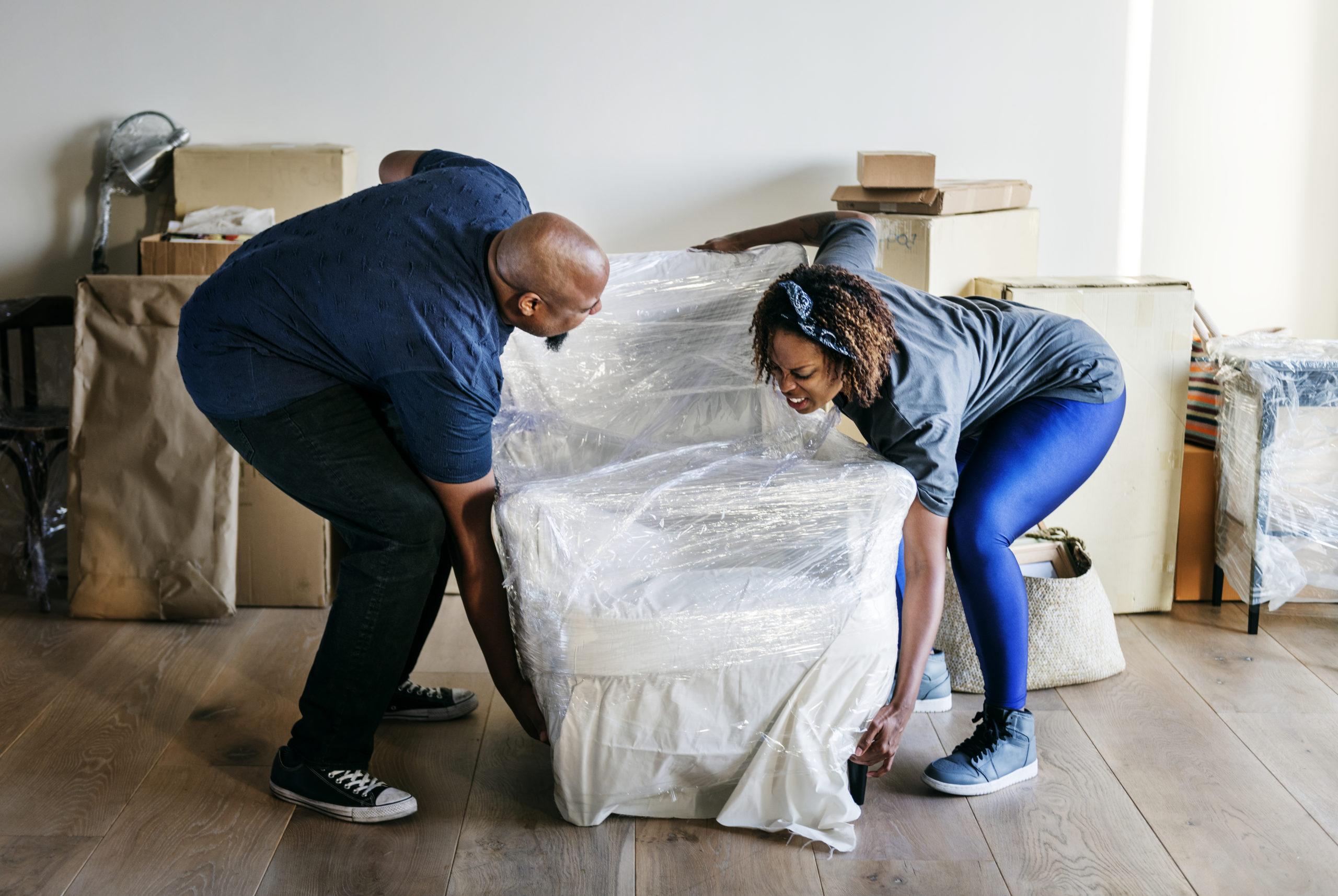 Déménagement de meubles