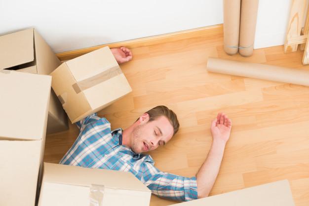 être assuré en cas de casse lors d'un déménagement